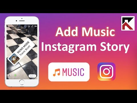 How To Add Music To Your Instagram Story
