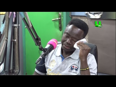 Emirates A380 Pilot, Capt. Quainoo Tears Up On Live Radio Interview