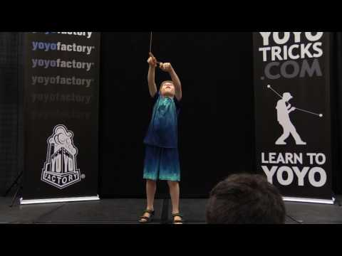 Michael Roof  Amateur 1A  6th Place  MER 2017  Presented by Yoyo Contest Central