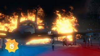 GTA 5 ROLEPLAY   YDDY:RP #109 - КРУШЕНИЕ САМОЛЕТА! (ПРЕСТУПНИК)