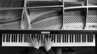 radiohead – daydreaming piano cover