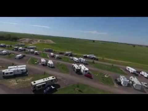 WILD COUNTRY RV Park Arial View
