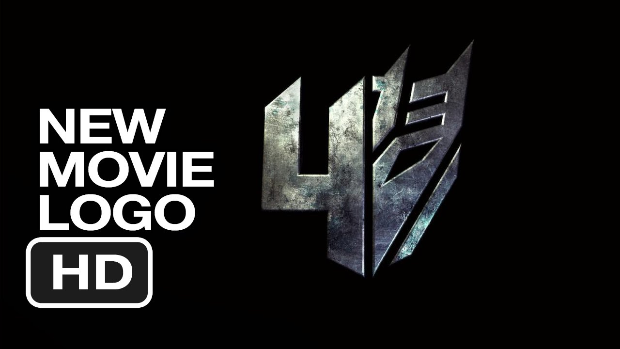 transformers 4 new movie logo - michael bay movie hd - youtube