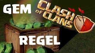 [facecam] DIE GEM REGEL || CLASH OF CLANS || Let's Play CoC [Deutsch/German Android iOS PC HD]