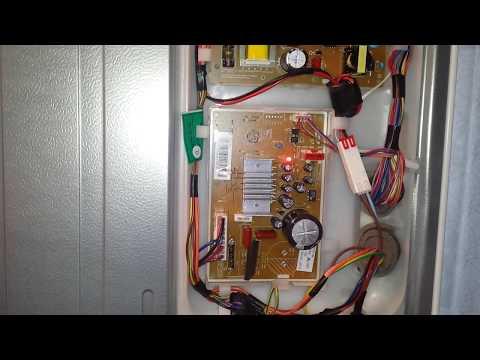 Неисправность Инверторного Управления  Холодильника САМСУНГ (SAMSUNG) RB-30