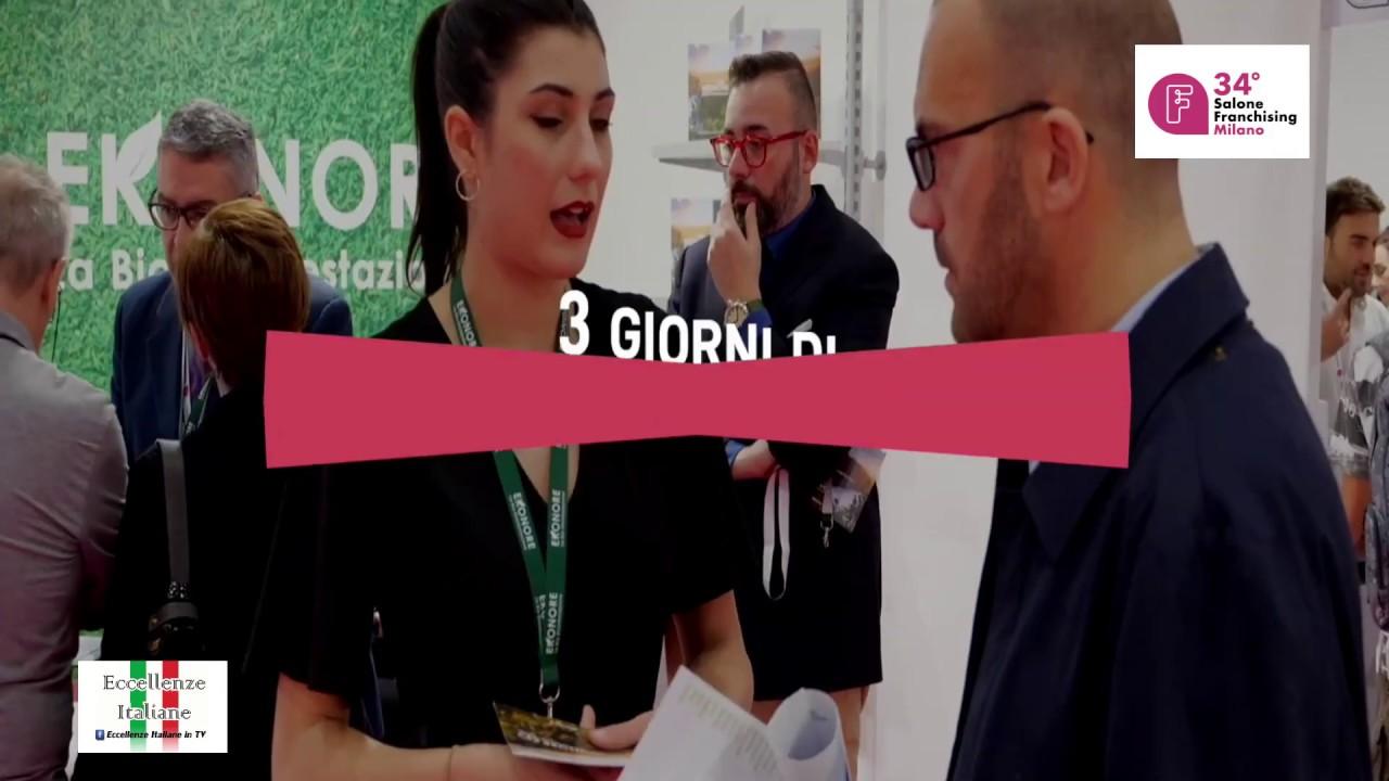 Spot TV  (nostro) Salone Franchising Milano
