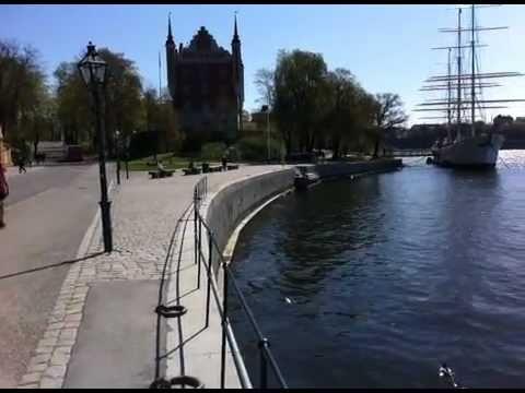 Visit Stockholm: A tour of Skeppsholmen island