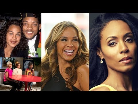 Will Smith's EX WIFE Sheree and Jada Pinkett Smith SIT AND TALK for Jada's NEW  Red Table Talk!