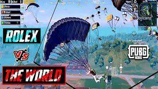 ROLEX VS THE WORLD - PUBG MOBILE