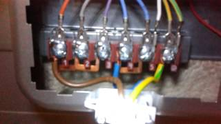 AEG 47036IU-MN схема подключения к сети