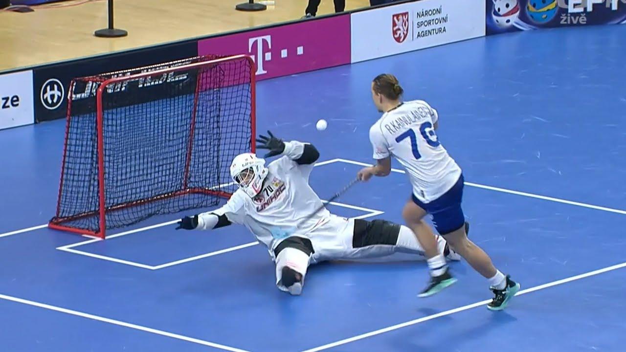 Download Penalty Shootout: Czechia vs Finland (Euro Floorball Tour 2021)