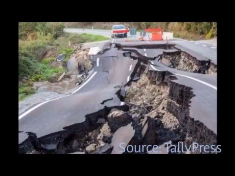 Top 10 Largest Earthquakes That Happened In Canada