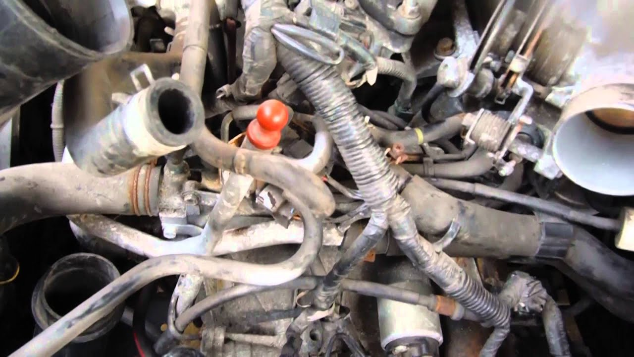 medium resolution of 1998 nissan maxima intake assembly