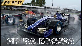 F1 2017 PC GAME - RUSSIA - CLASSIFICAÇÃO - #15 - 720p 60fps