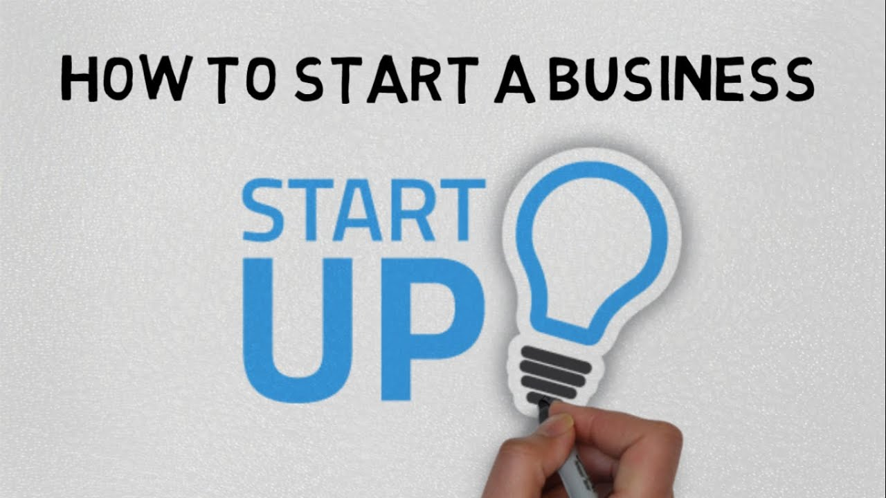 Start A Startup Company How To Start A Startup Business In Hindi Zero To One