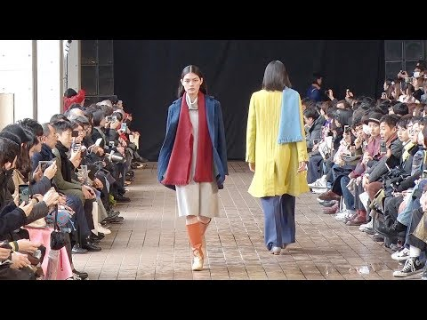 Matohu | Fall Winter 2018/2019 Full Fashion Show | Exclusive