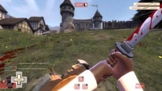 Team Fortress 2 0006: Шотландская резня катаной (Без комментариев)