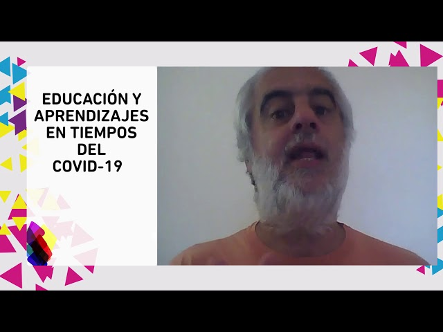 NOTICIAS UNLP- EDUCACIÓN Y APRENDIZAJES EN TIEMPOS DEL COVID 19