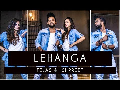 Download Lagu  LEHANGA | Tejas & Ishpreet | Quick Choreography | Dancefit Live Mp3 Free