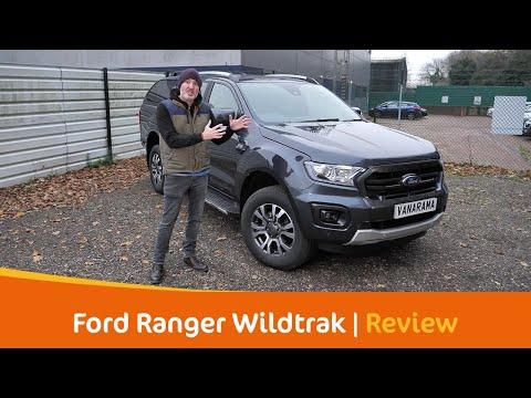 2020 Ford Ranger Wildtrak Review - In-Depth Roadtest | Vanarama.com