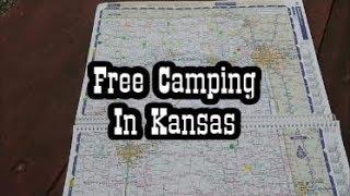 Kansas Free Camping