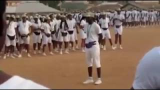 NYSC (Very Funny) : Corper with the Worst Matching Steps