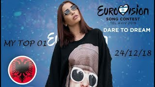 Eurovision 2019: My Top 01 [24.12.18] - from Greece