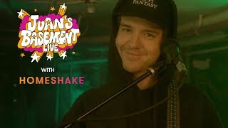 HOMESHAKE | Juan's Basement Live