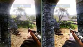 Enemy Front | PC vs PS3 Grafikvergleich