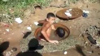cigánský bazén / gipsy pool