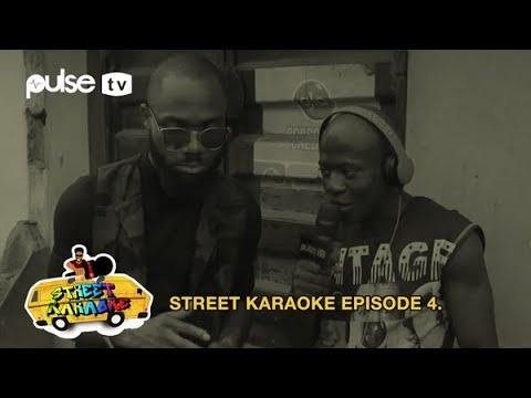Davido 'Fall', Yemi Alade 'Johnny', Tekno 'Pana' & More Hits | Street Karaoke Ep. 4 | Pulse TV