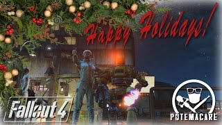 Happy Holidays from PotemaQuest - Fallout 4