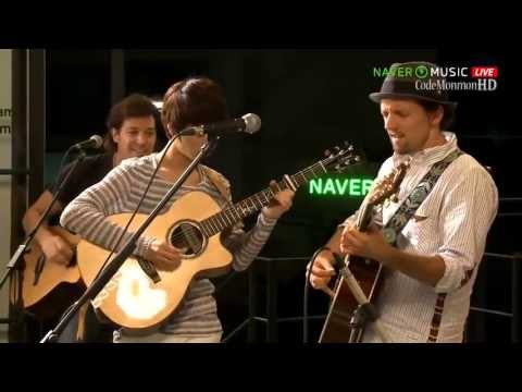 Jason Mraz ft. Sungha Jung - I'm Yours (May 16, 2013)