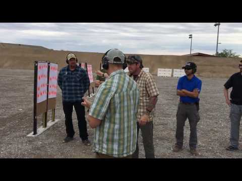 Handgun Follow Through - What Does It Mean?