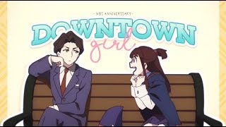 「H♪S」Downtown Girl || Cute Collab #5