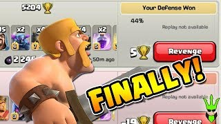 We Won a Defense! - TH11 Push to 6k Ep.4 - Clash of Clans - High Legend League Pushing