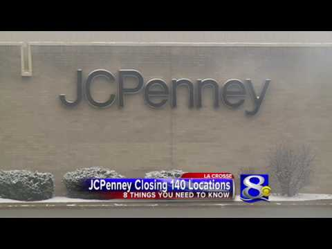 JCPenney Closing 140 Locations