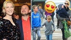 Cate Blanchett's Family  2018 [Husband Andrew Upton & Kids Edith, Dashiell, Roman & Ignatius Upton]