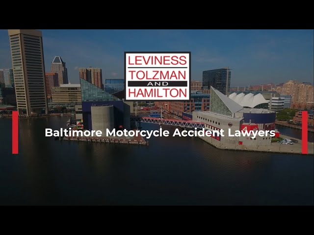 Baltimore Motorcycle Accident Lawyers | LeViness, Tolzman & Hamilton
