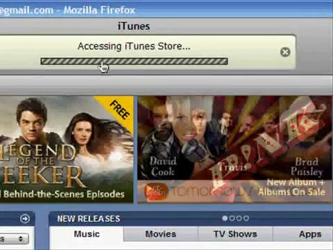 How to make a free itunes account