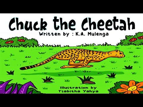 Chuck the Cheetah (Read Aloud) by K.A. Mulenga | Kids Books Read Aloud | Children's Storytime