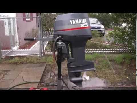 Yamaha Hp Tiller Outboard For Sale