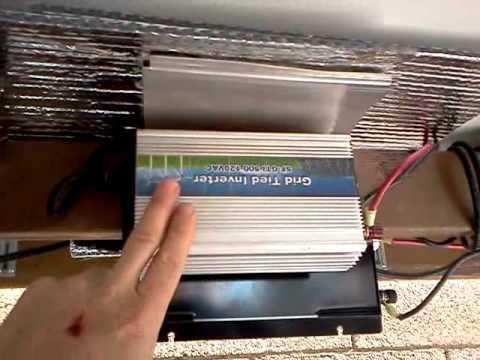 Grid tied inverter class (Solar Power)