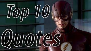 Top 10 Barry Allen quotes