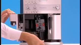 DeLonghi ESAM3300 Instructions on how to use it under 10 minutes