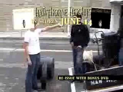 Hawthorne Heights reissue 90sec spot 2005