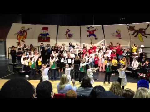 First grade concert Bryden elementary School Beachwood