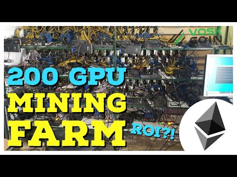 Was His 200+ ETHEREUM GPU MINING FARM PROFITABLE?! | Ted's Story