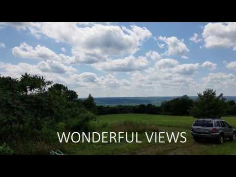 100 Acres For Sale in North West Pennsylvania - Cambridge Springs PA 16403