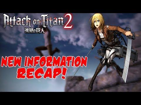 Attack On Titan 2 Stream